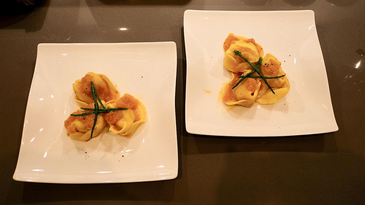 Pasta Evangelists Lobster Starter