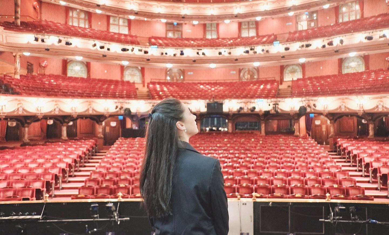 Opera Miss Portmanteau