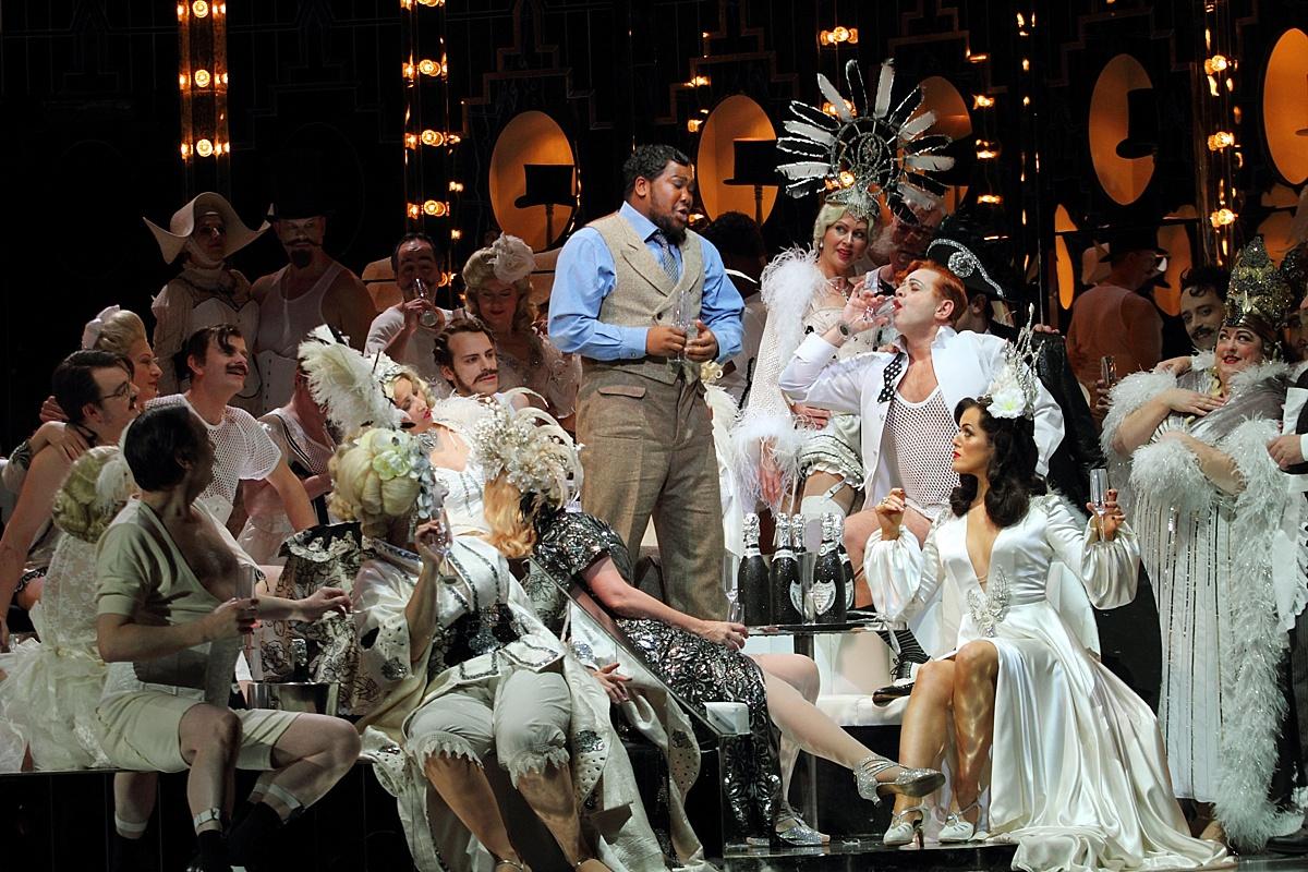 La traviata Act I