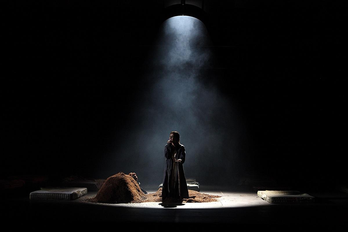 La traviata Act III