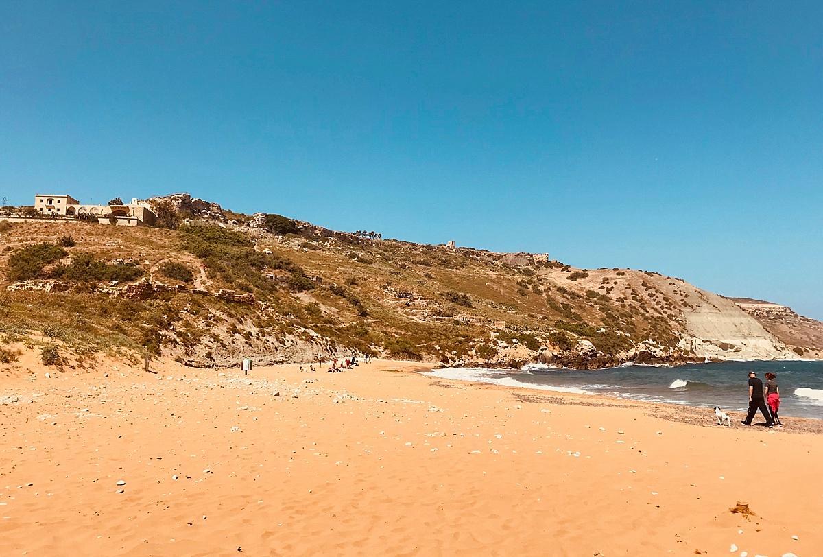 Beaches of Malta