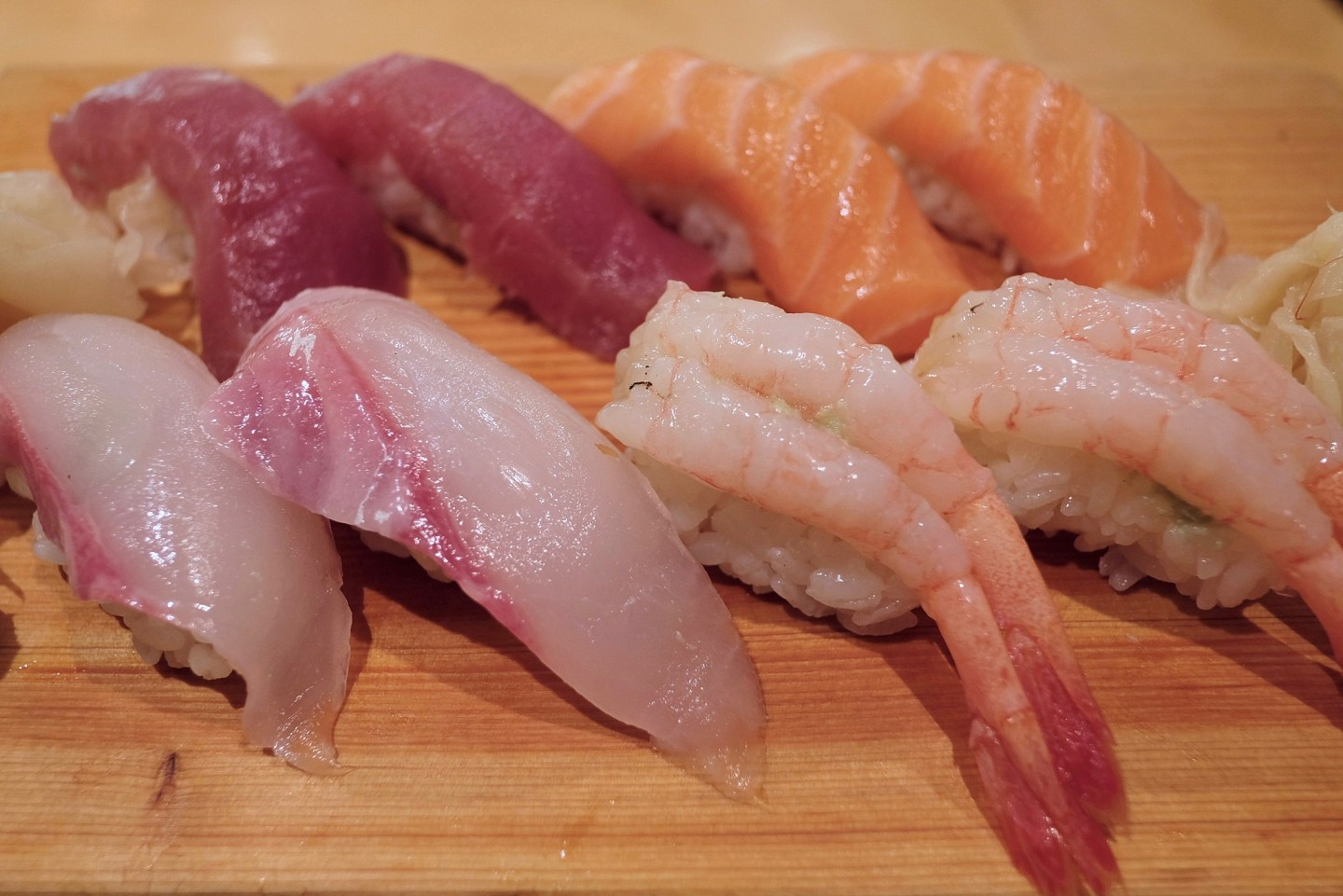 Kiku: The Best Traditional Japanese Sushi in London?