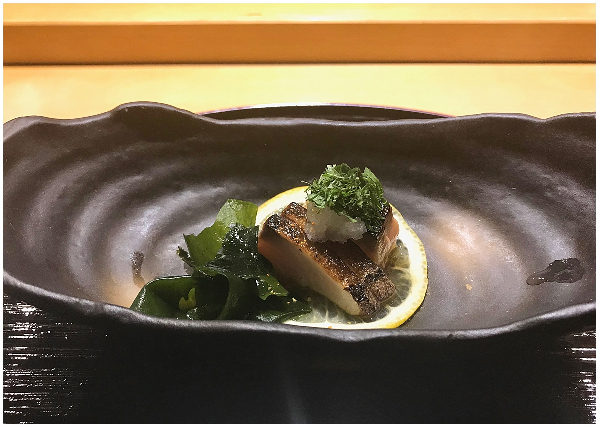Sushi Tetsu fish sashimi
