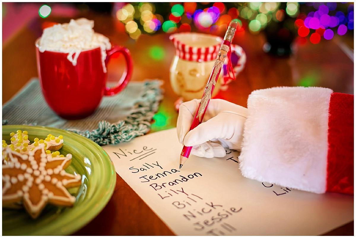 Christmas Gift Guide Make a List
