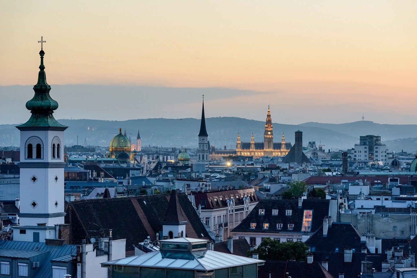 Vienna City Guide: Sights, Food & Christmas Markets