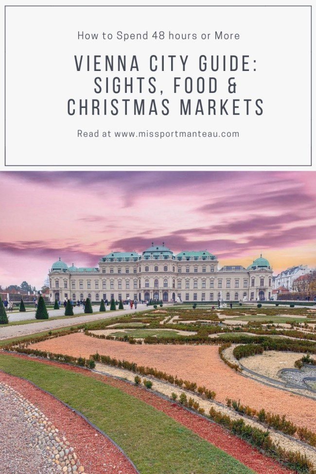 Vienna City Guide Blogger 48 Hours