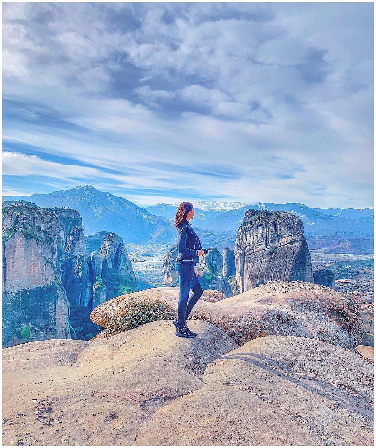 Meteora Viewpoints
