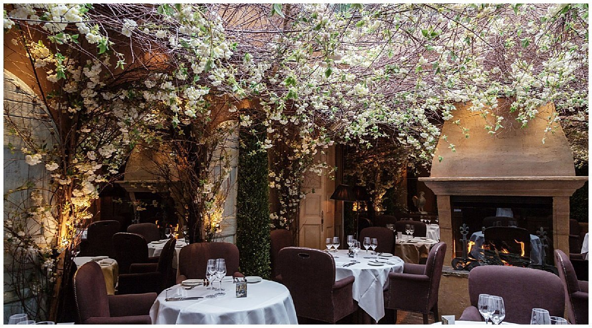 Clos Maggiore Most Romantic Restaurant in London