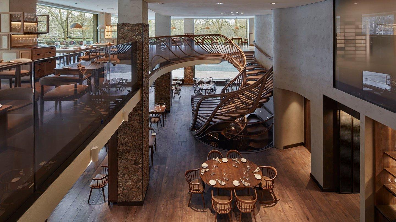 Hide New Restaurant in London