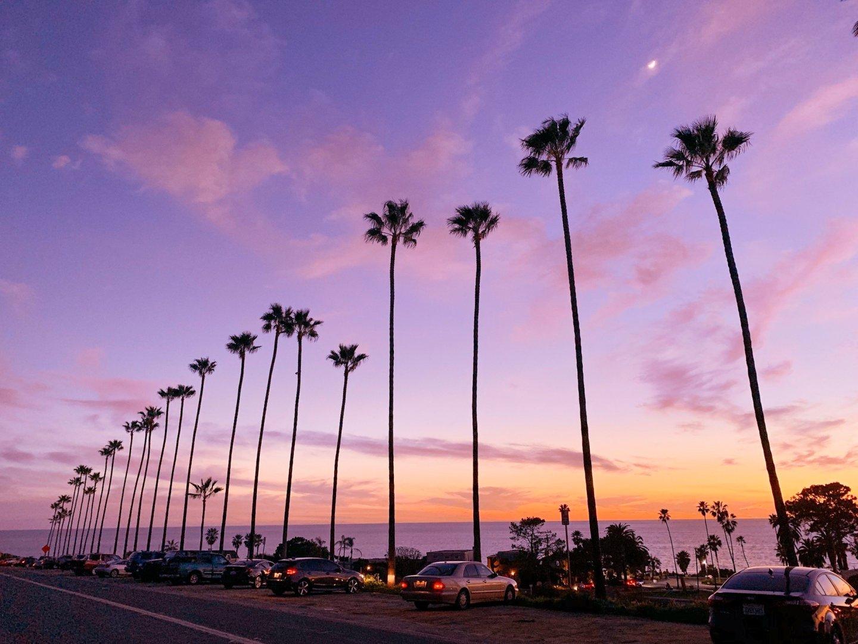 California Dreaming Millennial Babymoon Blogger