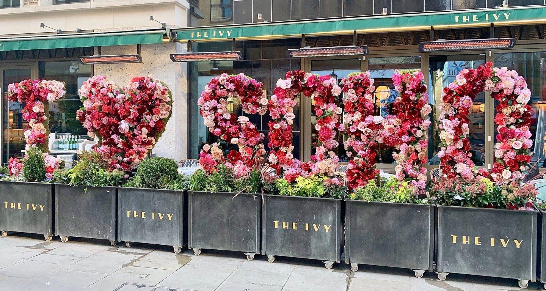 The Ivy Cafe I Love Soho