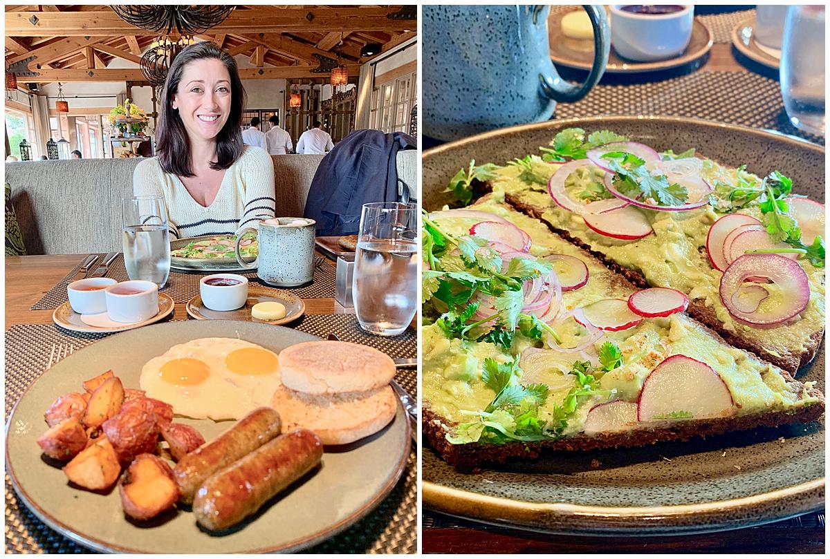Breakfast at Veladora
