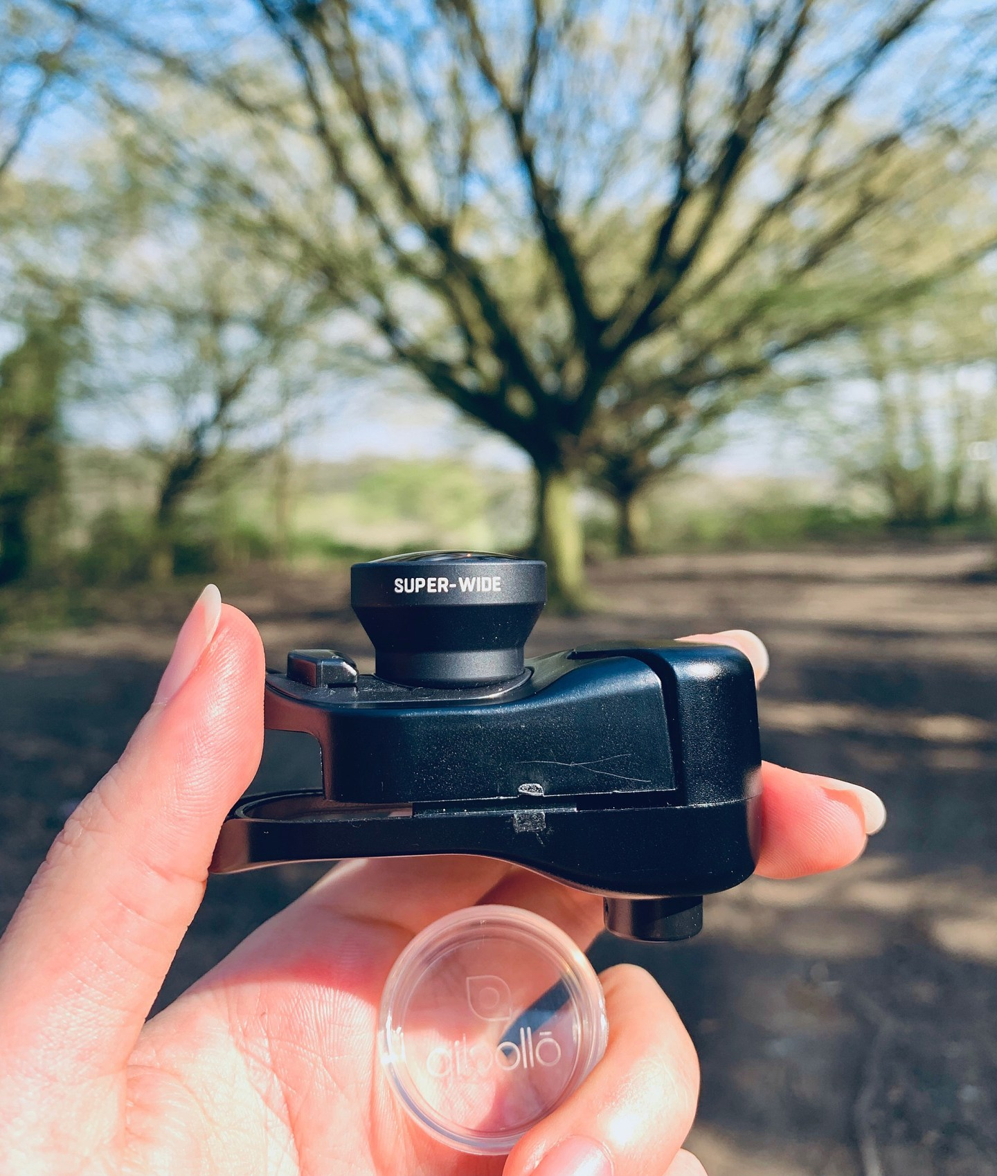 Olloclip Lens Blogger Review