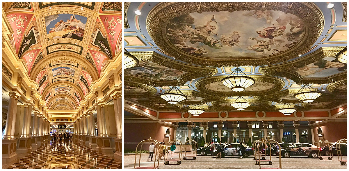 Inside the Venetian Macau