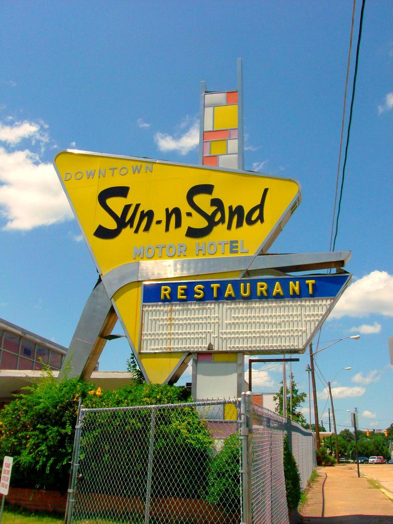 Sun-n-Sand by tombarnes2008