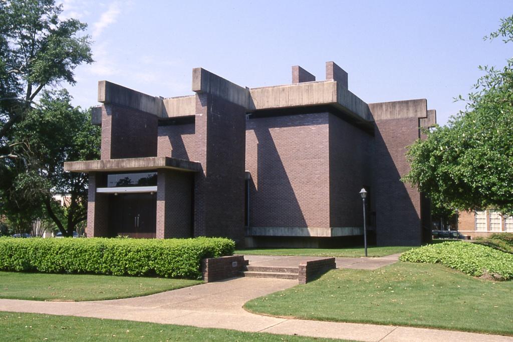 Carrier Chapel, Mississippi University for Women, 1965