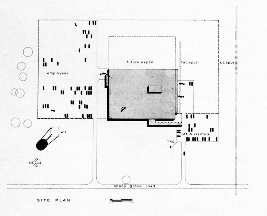 Mississippi Architect October I T T Kellogg Plant