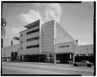 J.C. Penney Department Store Building. Jackson, Hinds County. Photo By Gil Ford, 1979 From HABS