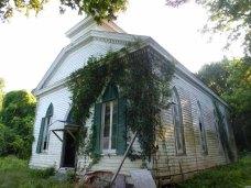Mt. Zion Baptist Church#1, Rodney (c.1850)
