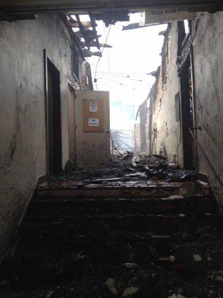 Houlka School Fire3