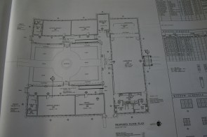 Floor Plans 315 Clark, Pass Christian Harrison County UNKNOWN, post Katrina from MDAH HRI db Accessed 8-13-2014