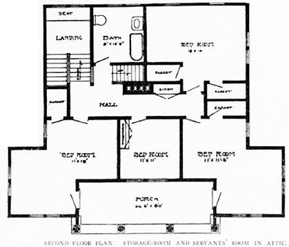 Greenville Craftsman: Leavenworth-Wasson-Carroll House