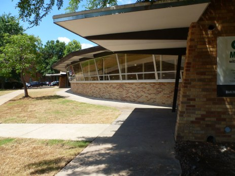 Young-Mauldin Cafeteria (1963-65, W.R. Allen, W.W. Easley)