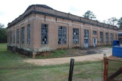 Power Plant (1920, Link & Trueblood, archts.). Photo by Eric Reisman, MDAH, 11-16-2015.