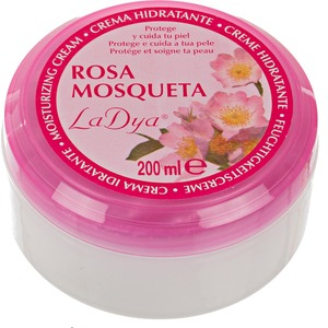 Crema Hidratante Ladya Rosa Mosqueta-200ml