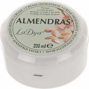 Crema Hidratante Ladya Almendras-200ml