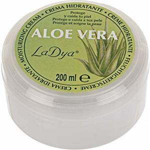 Crema Hidratante Ladya aloe vera-200ml