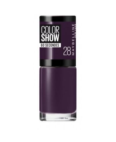 Maybelline color show nº 28 mad in madison