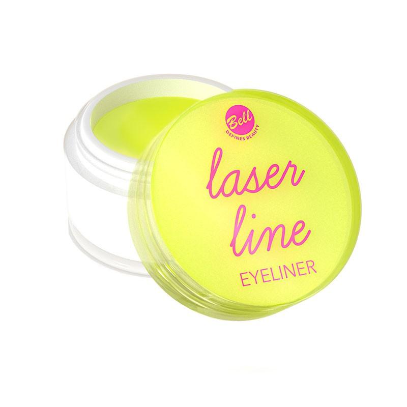 Delineador Waterproof Laser 02 Neón Lima