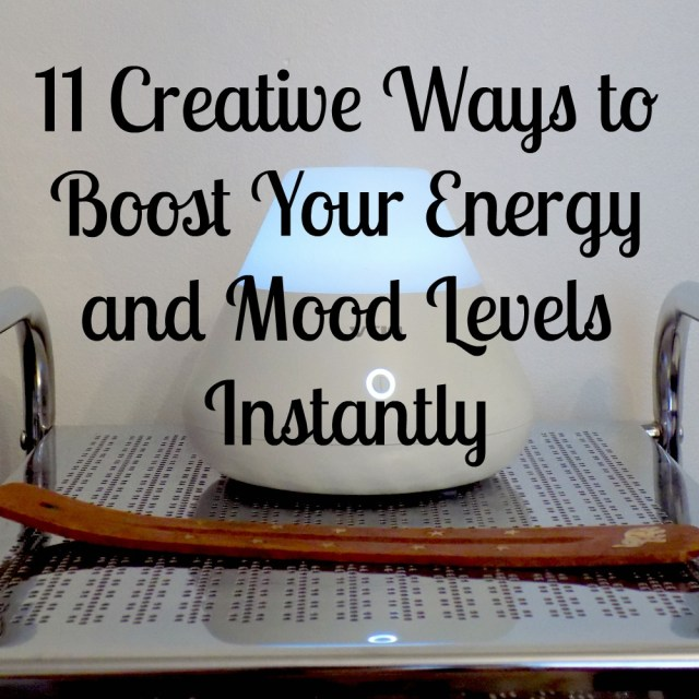 11 Creative Ways to Boost Your Energy and Mood Levels Instantly #image