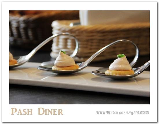 台中 pash diner傻子廚房 價位5