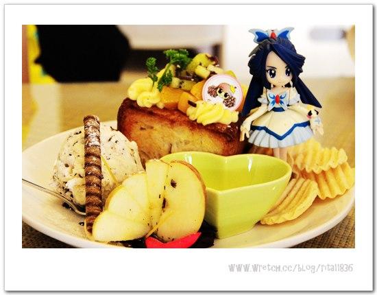 餓坐聚蜜糖公主咖啡館6