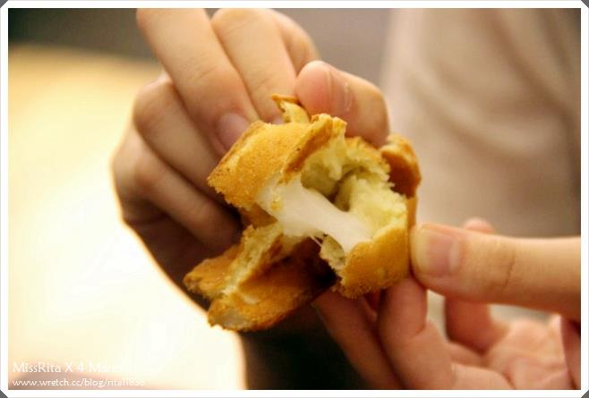 台北中正區 4Mano Caffé 4Mano 麻糬鬆餅15