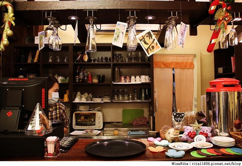 東海 藝術街 好吃 故事咖啡館14