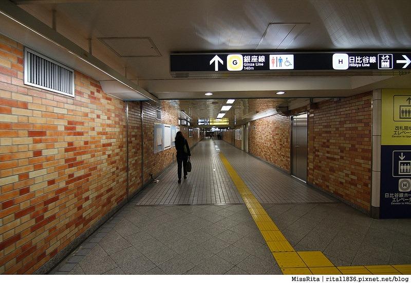日本東京 地鐵 交通8
