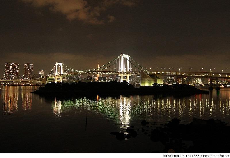 日本台場 鋼彈 彩虹大橋 自由女神 景點22