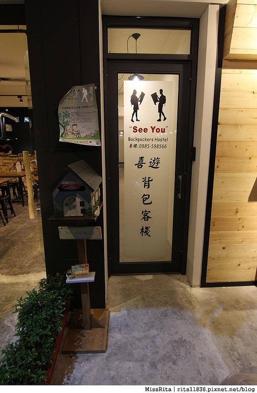 台中 勤美住宿 平價 背包客 日租 喜遊國際背包客棧7