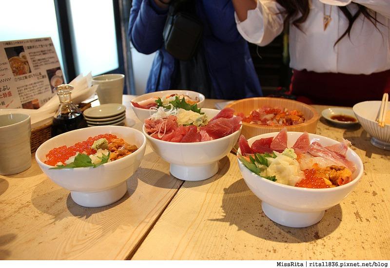 日本東京 築地市場 逛街 生魚片 丼飯 推薦美食32