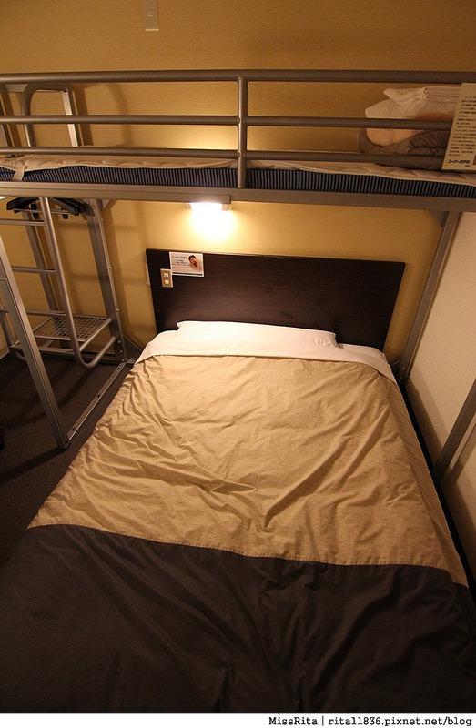 日本青物橫丁 Super hotel 平價住宿 三人房IMG_1834-5