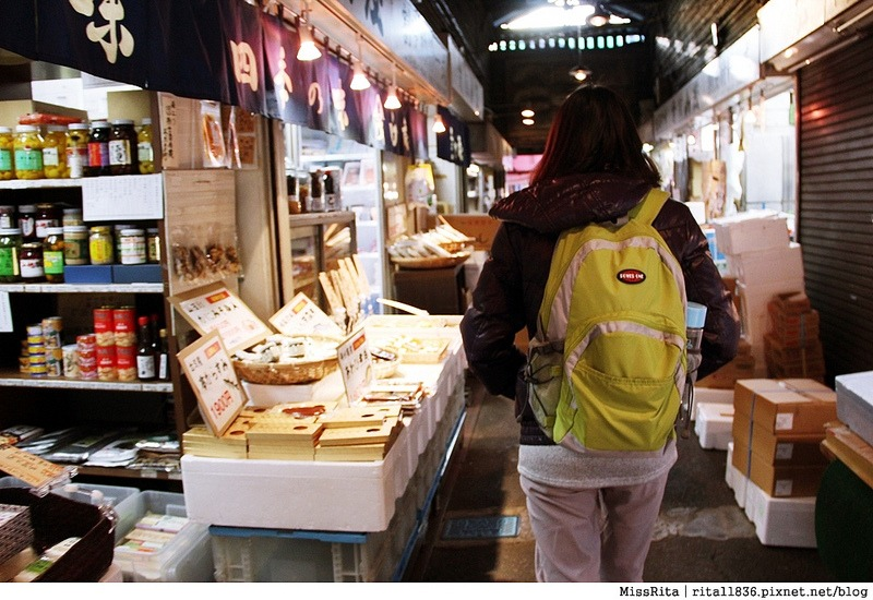 日本東京 築地市場 逛街 生魚片 丼飯 推薦美食11
