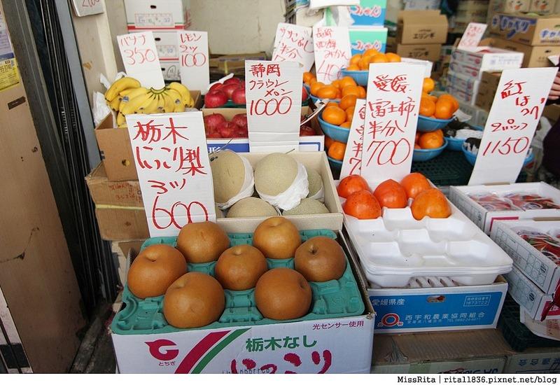 日本東京 築地市場 逛街 生魚片 丼飯 推薦美食31 (2)