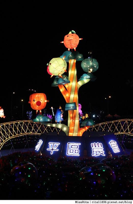 2015 台灣燈會 烏日燈會 台灣燈會烏日高鐵區 2015燈會主燈36