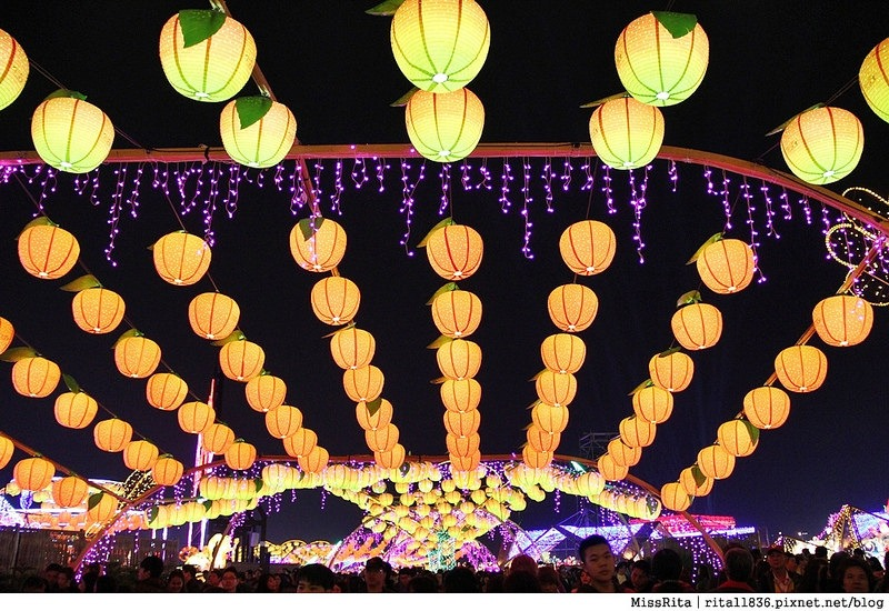 2015 台灣燈會 烏日燈會 台灣燈會烏日高鐵區 2015燈會主燈5