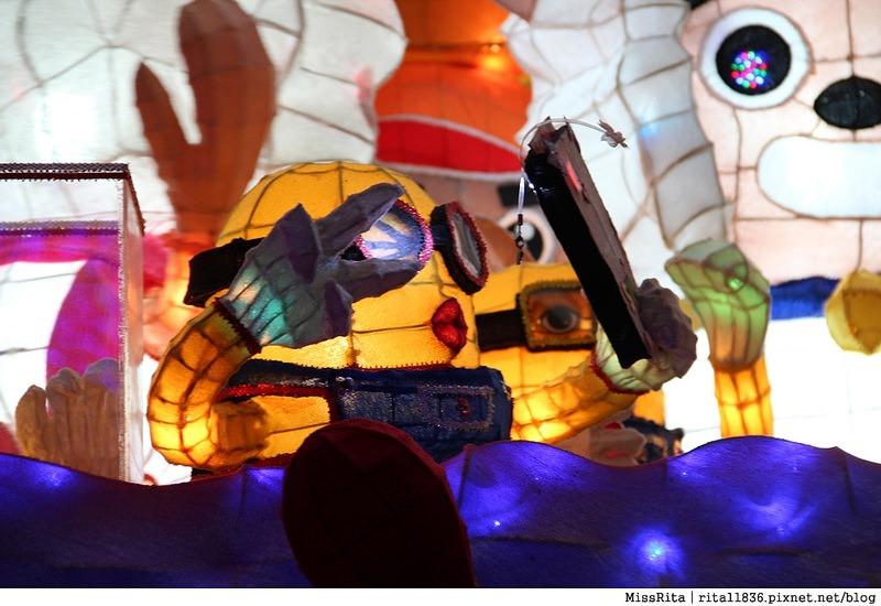 2015 台灣燈會 烏日燈會 台灣燈會烏日高鐵區 2015燈會主燈19 (4)