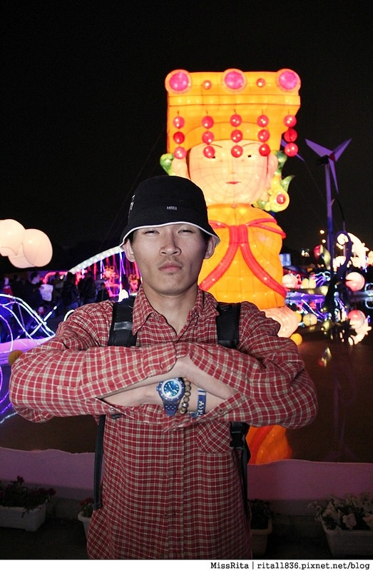 2015 台灣燈會 烏日燈會 台灣燈會烏日高鐵區 2015燈會主燈43