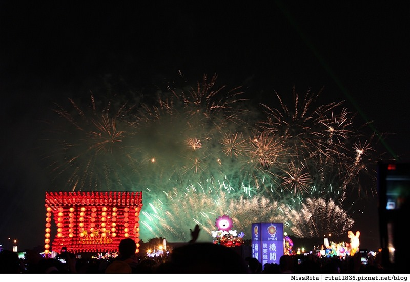 2015 台灣燈會 烏日燈會 台灣燈會烏日高鐵區 2015燈會主燈64